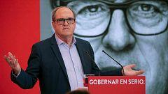 """Gabilondo llama a los votantes de Cs a """"elegir entre una opción vinculada a la ultraderecha o una progresista"""""""