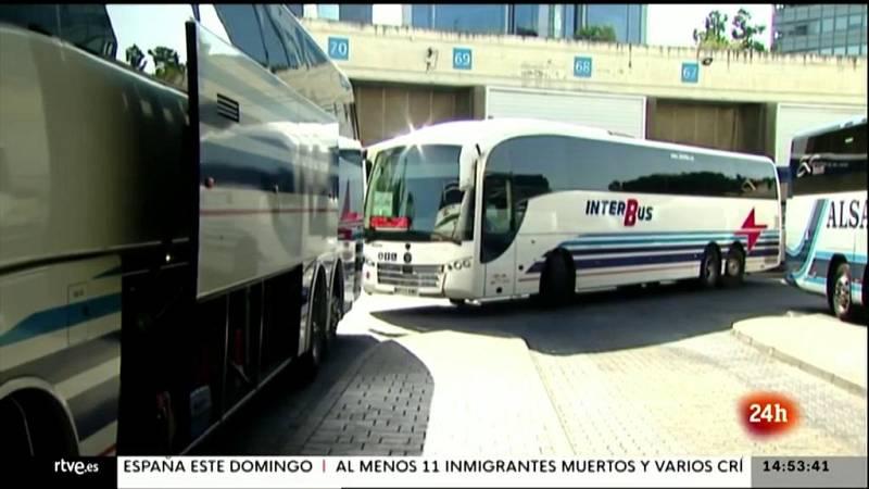 Parlamento - El reportaje - Los transportistas, esenciales - 10/04/2021