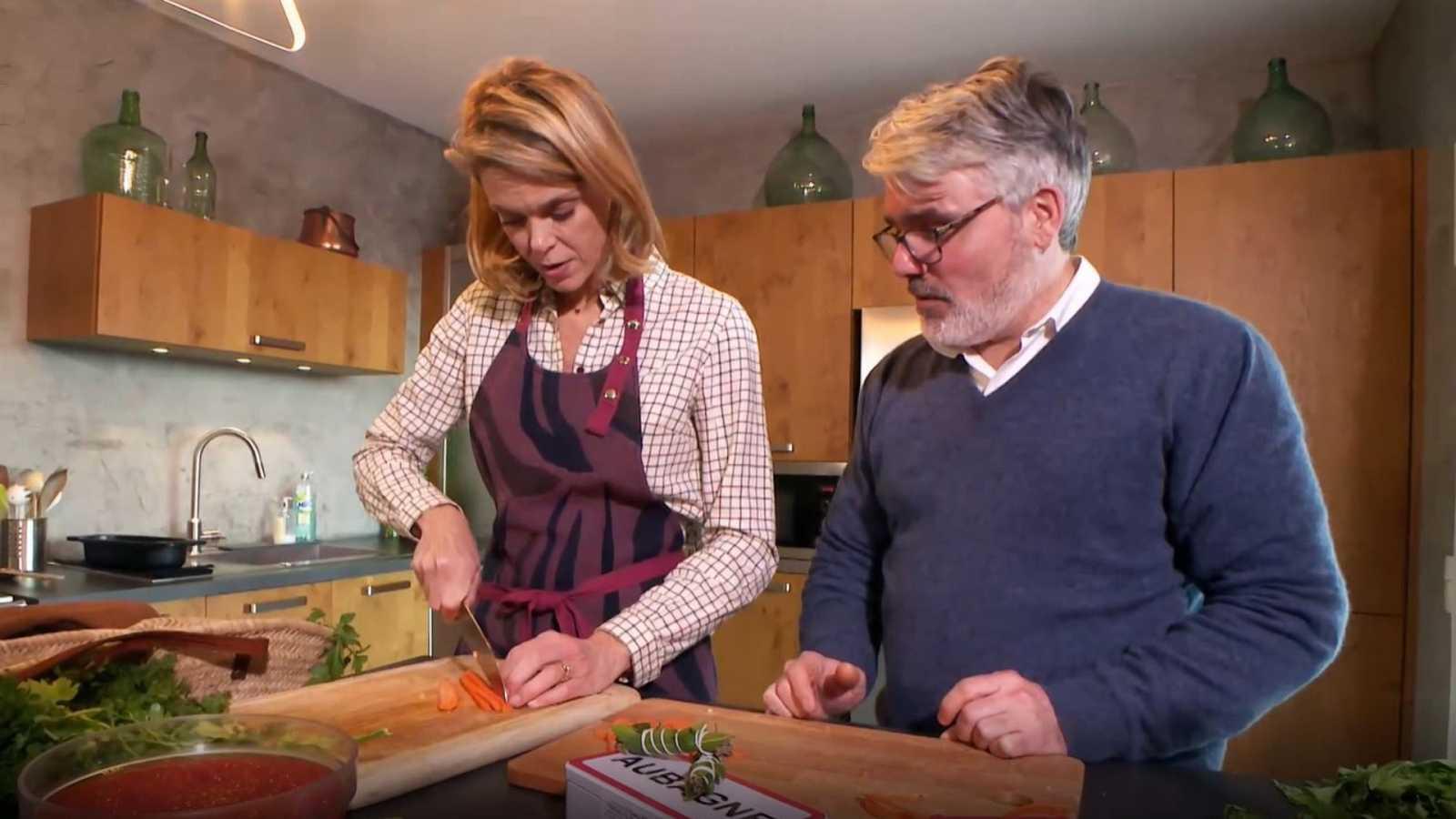Las recetas de Julie - La mesa de Marcel Pagnol - ver ahora