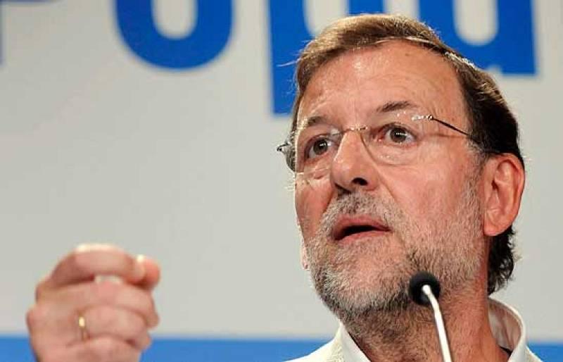 Rajoy sobre Benidorm