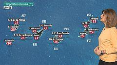 El tiempo en Canarias - 12/04/2021