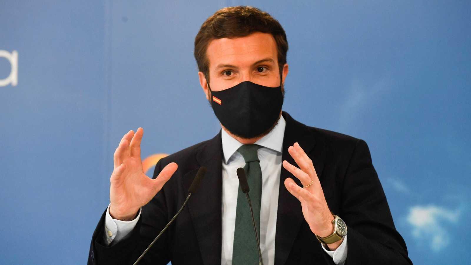 El PP recurrirá la exclusión de Toni Cantó de su candidatura en Madrid y acusa al PSOE de enfangar la campaña
