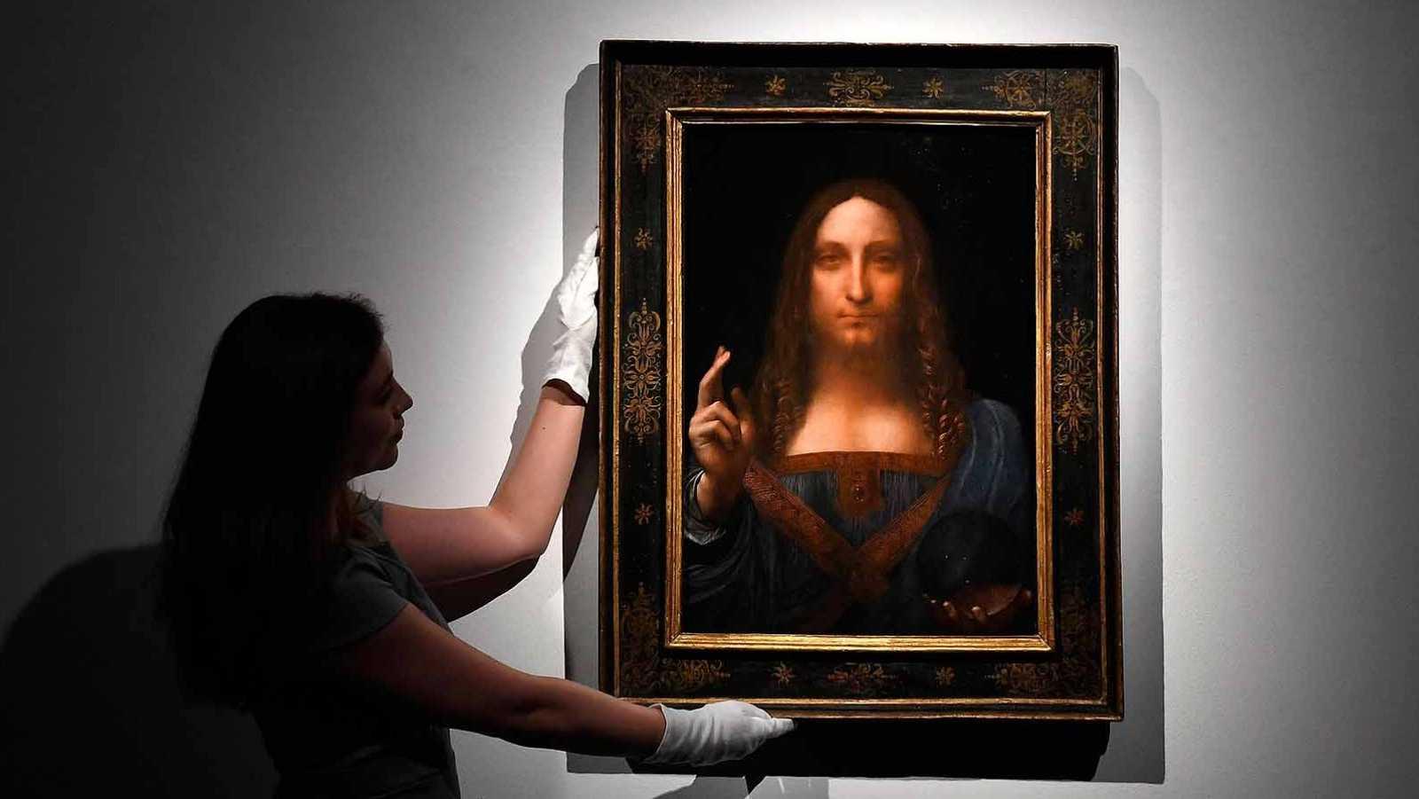 Un documental defiende que Da Vinci no pintó 'Salvatore Mundi', el cuadro más caro de la historia