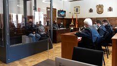 La Audiencia de Teruel juzga con fuertes medidas de seguridad a Igor 'el Ruso' por el triple asesinato de Andorra