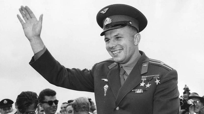 El papel de Gagarin en la Guerra Fría
