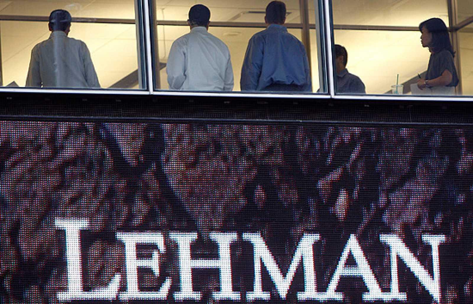 Se cumple el primer aniversario de la quiebra del gigante de inversiones Lehman Brothers.