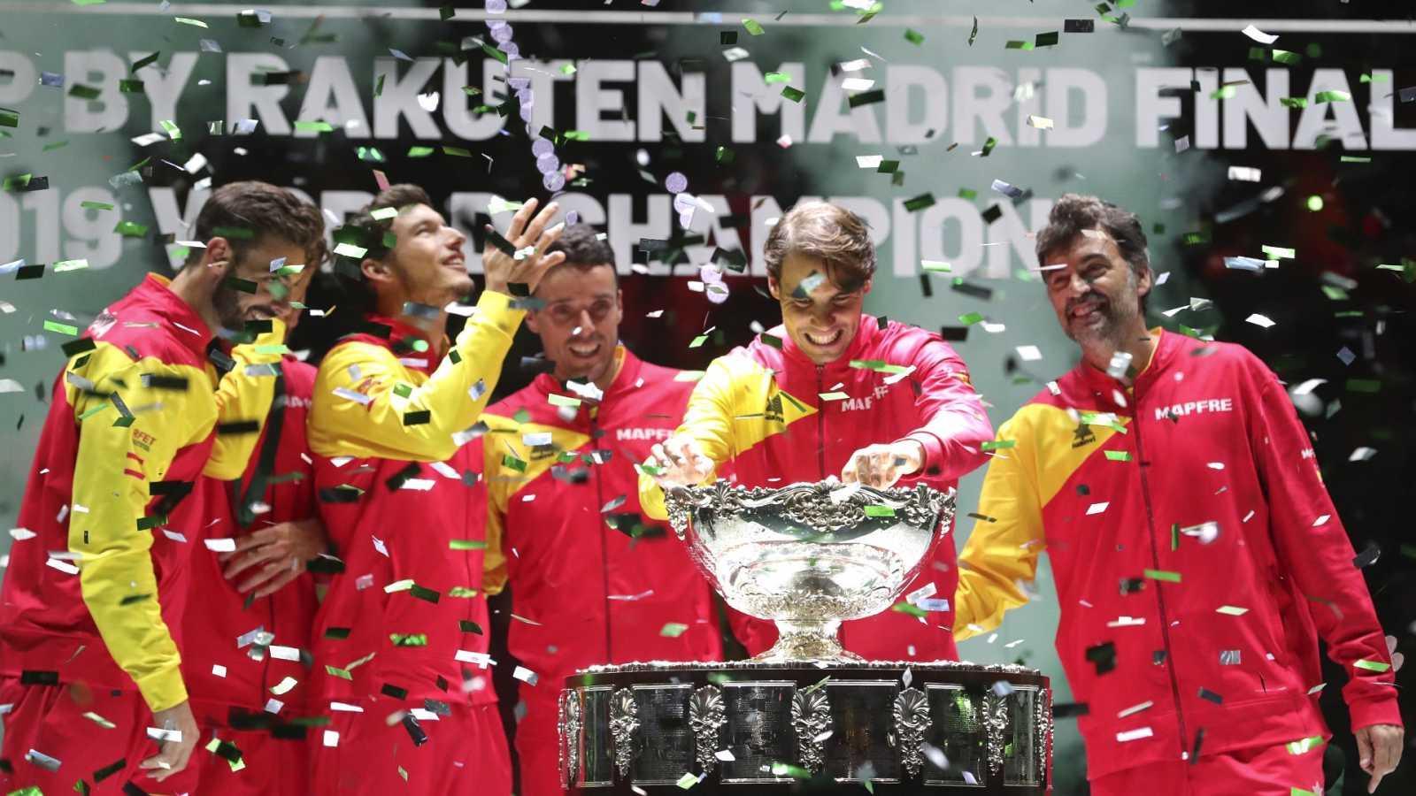 La Copa Davis tendrá tres sedes en 2021: Turín, Innsbruck y Madrid