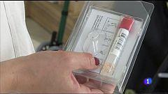 Test de saliva nas farmacias de Pontevedra a nenos de 12 a 17 anos