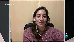 Desmarcats - Laura Ester, portera del CN Sabadell de waterpolo