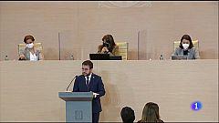 Junts i ERC discrepen sobre la urgència per investir Aragonès