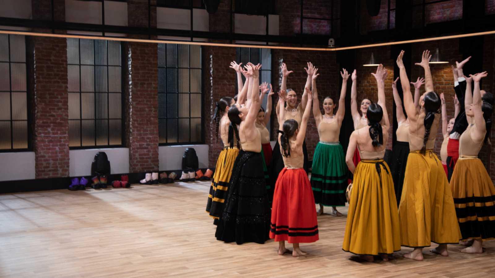 The Dancer - Alegato y actuación de Sadanza