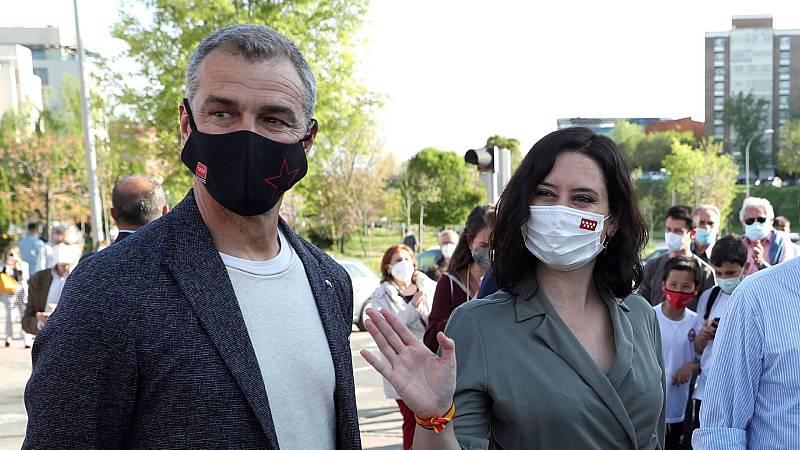 La gestión de la pandemia y la candidatura de Cantó marcan los últimos días de precampaña en Madrid