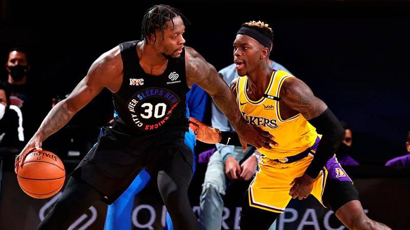 New York Knicks arruinan el regreso de Marc Gasol con los Lakers