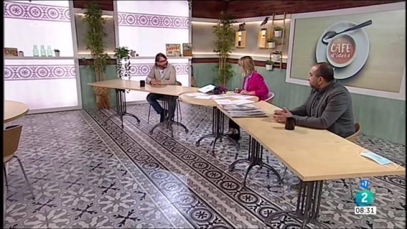 """Cafè d'idees - UGT i CCOO diran """"no"""" a la reforma de les pensions del ministre Escrivà"""