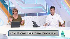 6 claves del nuevo registro salarial obligatorio