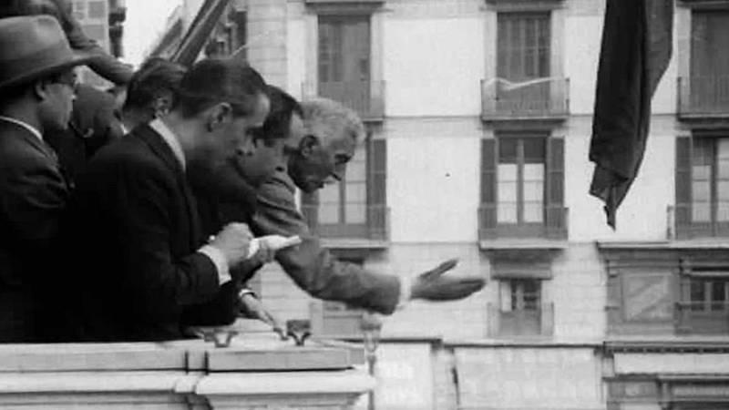 Arxiu TVE Catalunya - Memòria popular - La proclamació de la República el 14 d'abril de 1931