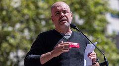 """Unai Sordo (CC.OO.), sobre las pensiones: """"La base es derogar la reforma de 2013 y mejorar los ingresos de la Seguridad Social"""""""