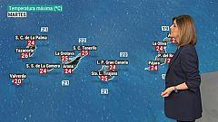 El tiempo en Canarias - 13/04/2021