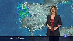 El tiempo en Extremadura - 13/04/2021