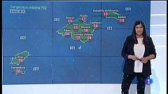 El temps a les Illes Balears - 13/04/21