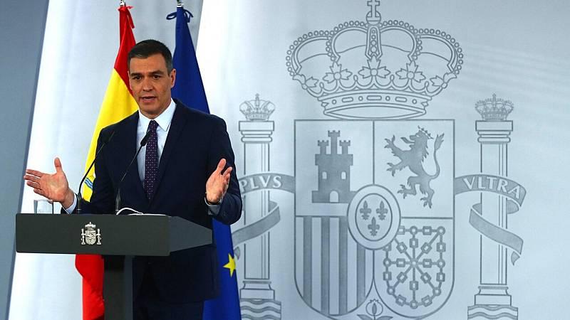 Sánchez presenta la propuesta del Gobierno para el Plan de Recuperación tras el coronavirus - Ver ahora