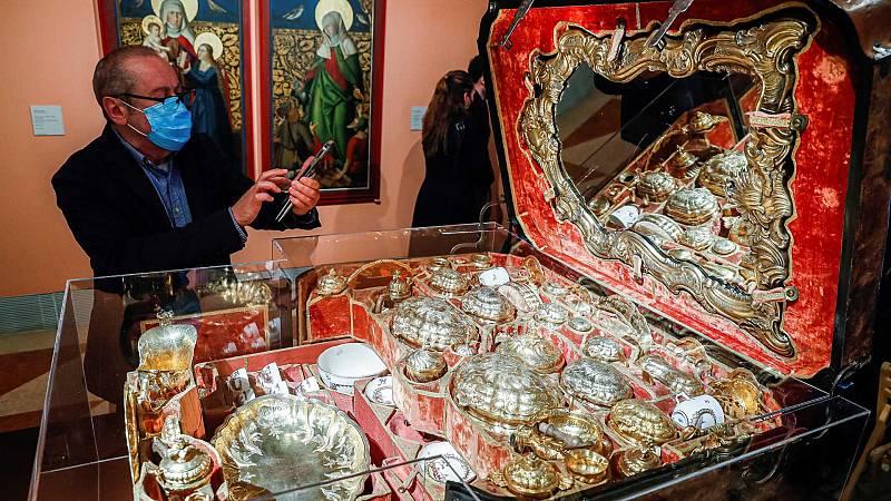 El Museo Thyssen celebra el centenario del barón mostrando los tesoros familiares