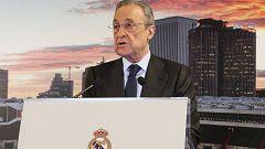 El Bernabéu y Mbappé, los retos de Florentino Pérez en su sexto mandato