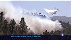 """Base aérea transfronteiriza """"Interlumes"""", en Oimbra e Verín"""