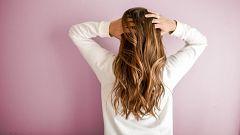 Implante capilar de pelo largo para hombres y mujeres