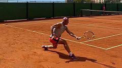 Rafa Nadal debuta en Montecarlo