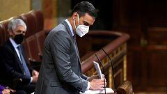 """Sánchez ve la II República entre los hitos que hacen de España un """"gran país"""""""