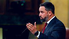 """Abascal acusa al Gobierno de querer """"seguir pisoteando libertades y derechos constitucionales"""" tras el estado de alarma"""