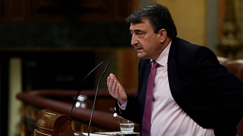 """El PNV avisa a Sánchez de la """"temeridad"""" de acabar el estado de alarma """"sin alternativa"""""""