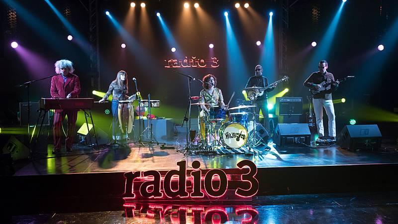 Los conciertos de Radio 3: Los Malinches - Ver ahora
