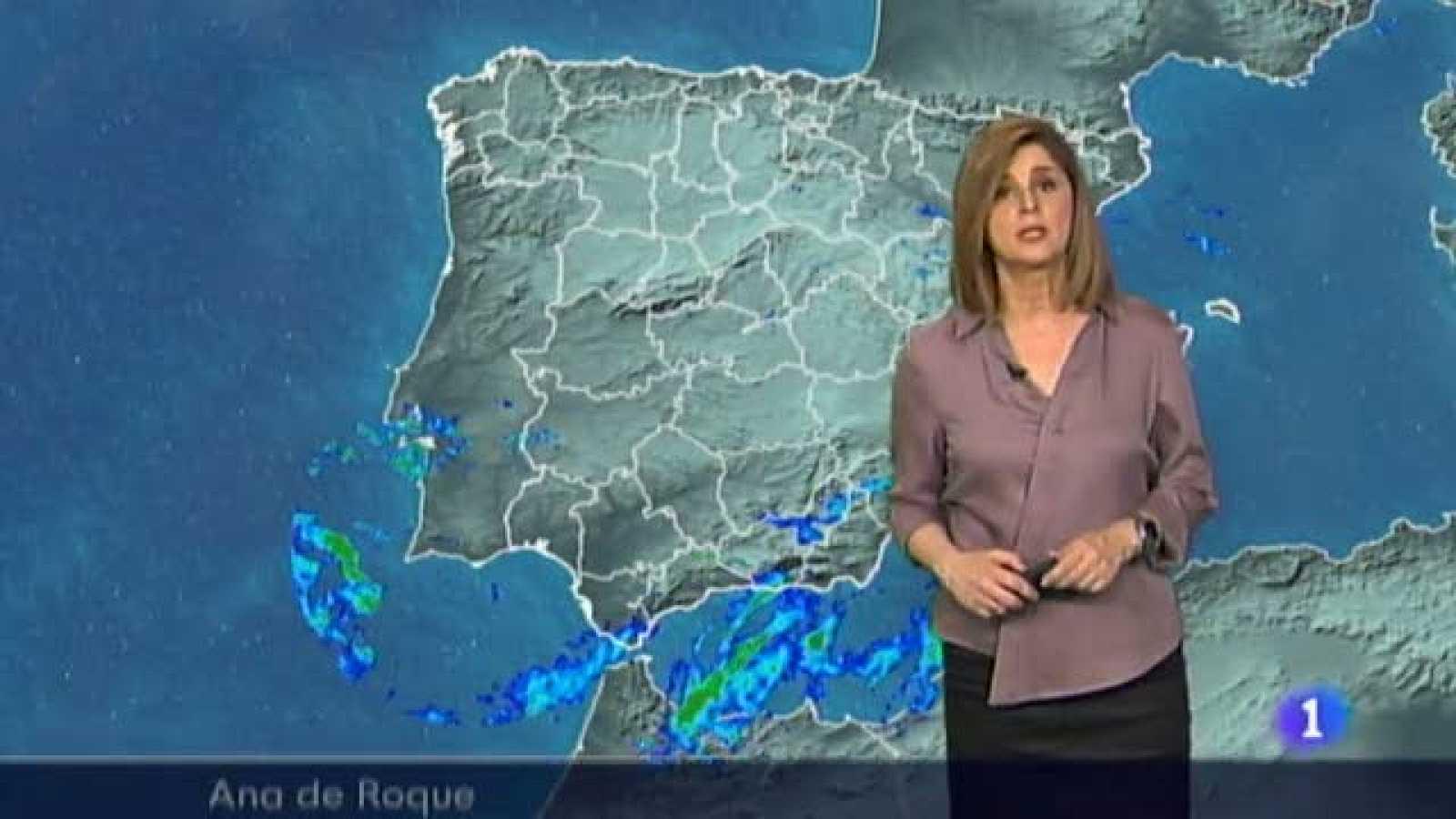 El tiempo en Extremadura - 14/04/2021