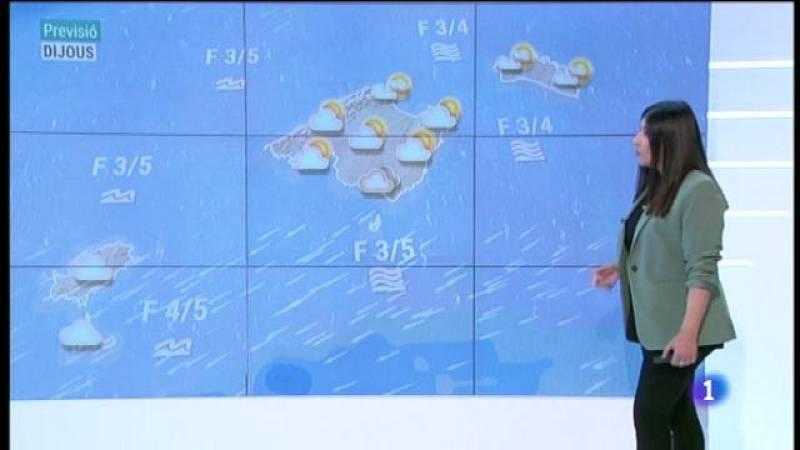 El temps a les Illes Balears - 14/04/21