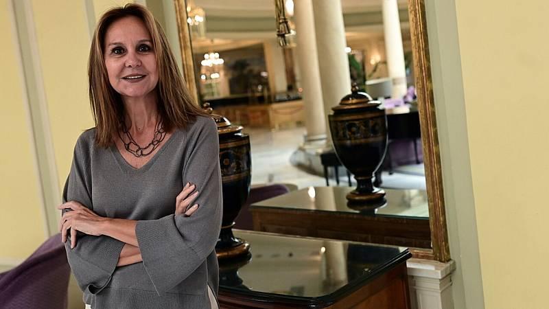 María Dueñas presenta su nueva novela, 'Sira' - Ver ahora