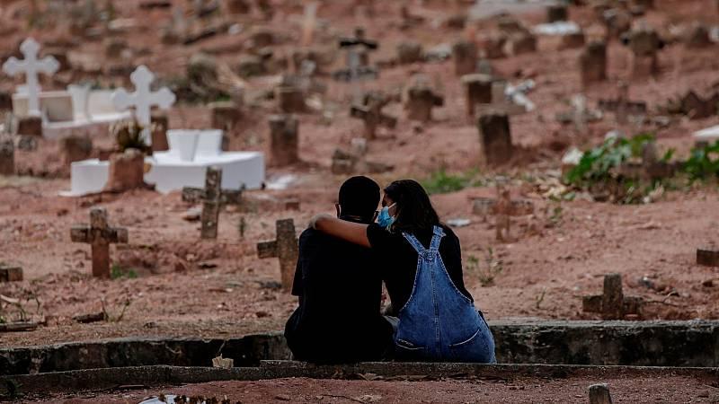 La pobreza más extrema se abre paso en un Brasil golpeado por la pandemia