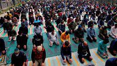 Segundo Ramadán en pandemia: toques de queda y se limitan las reuniones familiares