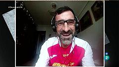 Desmarcats. Entrevista a Chuso García Bragado, atleta
