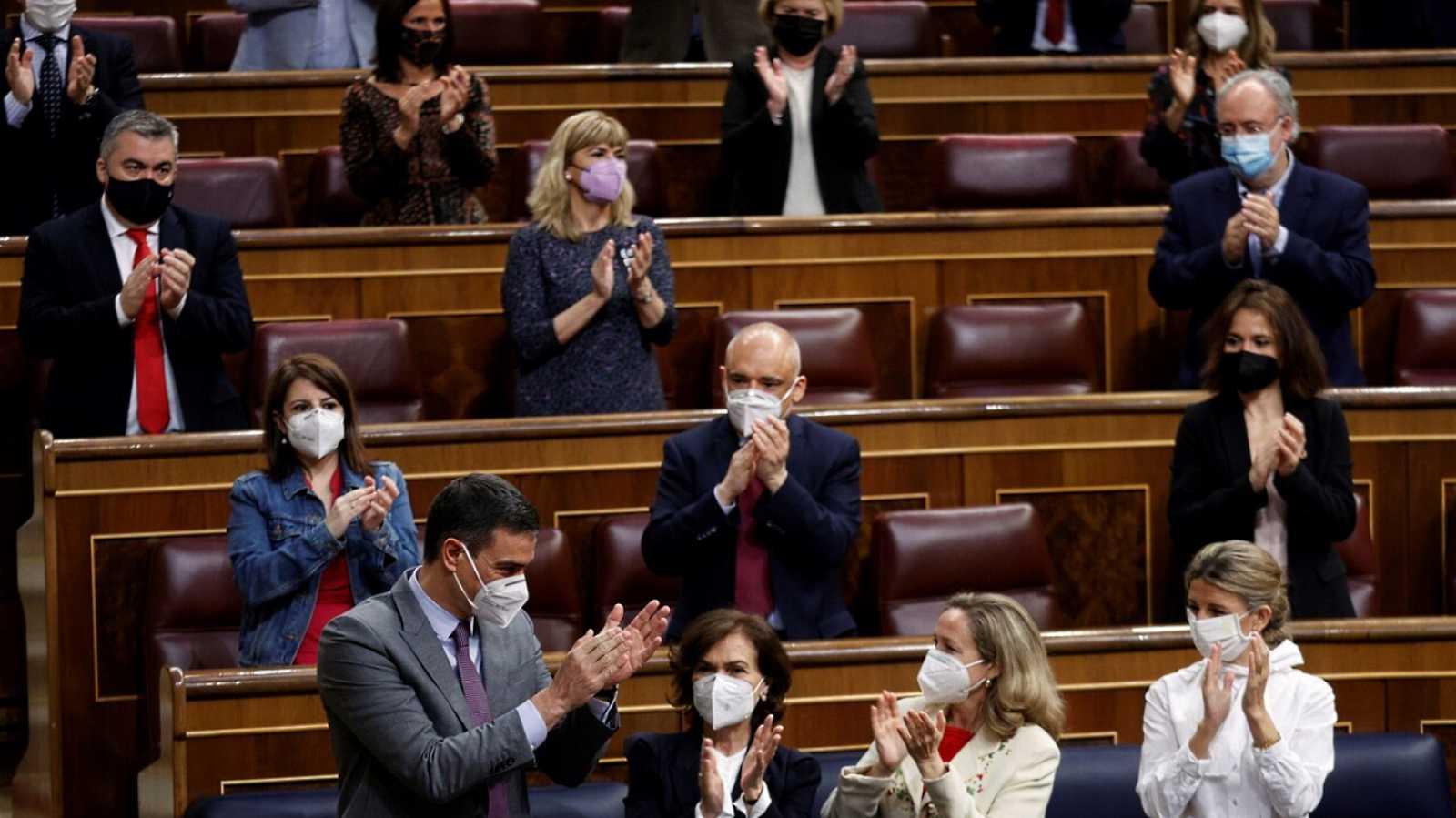 Especial informativo - Sesión de control al gobierno (3) - 14/04/21 - ver ahora