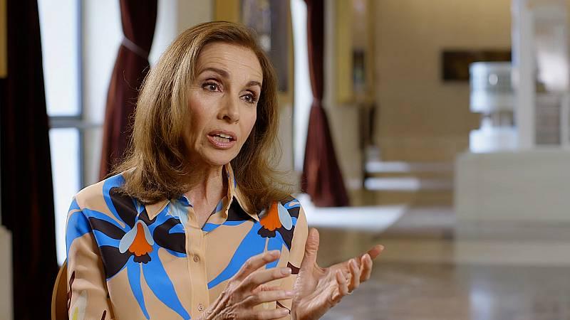 Ana Belén en 'Zampo y yo' (La corte de Ana, 2020)
