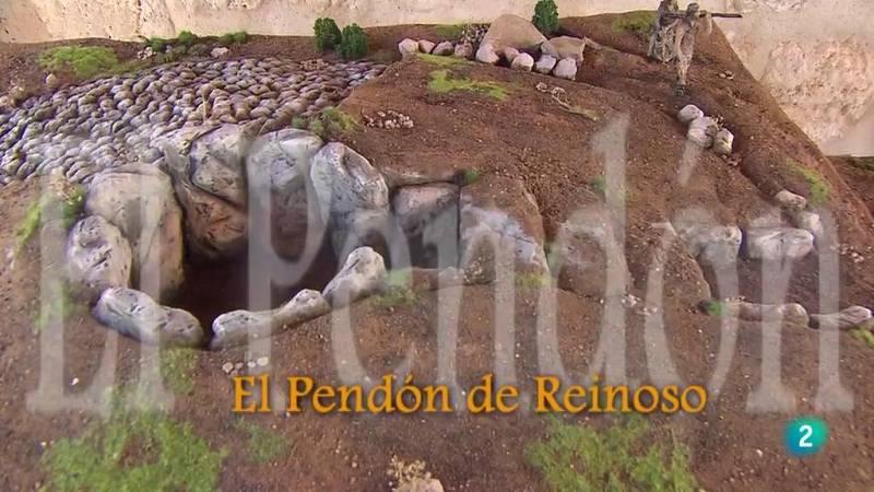 La aventura del saber tunel del tiempo Pendón Reinoso 2 ritual dolmen arqueología #AventuraSaberArqueología