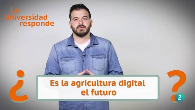 La aventura del saber la agricultura digital el futuro Vic Universidad Responde #AventuraSaberUResponde
