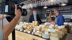 Aquí la Tierra - Antonio Resines y el misterio del maestro afinador de quesos