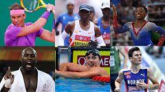 Los mejores deportistas del mundo estarán en los Juegos Olímpicos de Tokio
