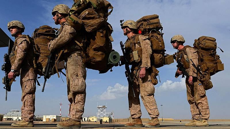 Estados Unidos y la OTAN comenzarán a retirar sus tropas de Afganistán en mayo