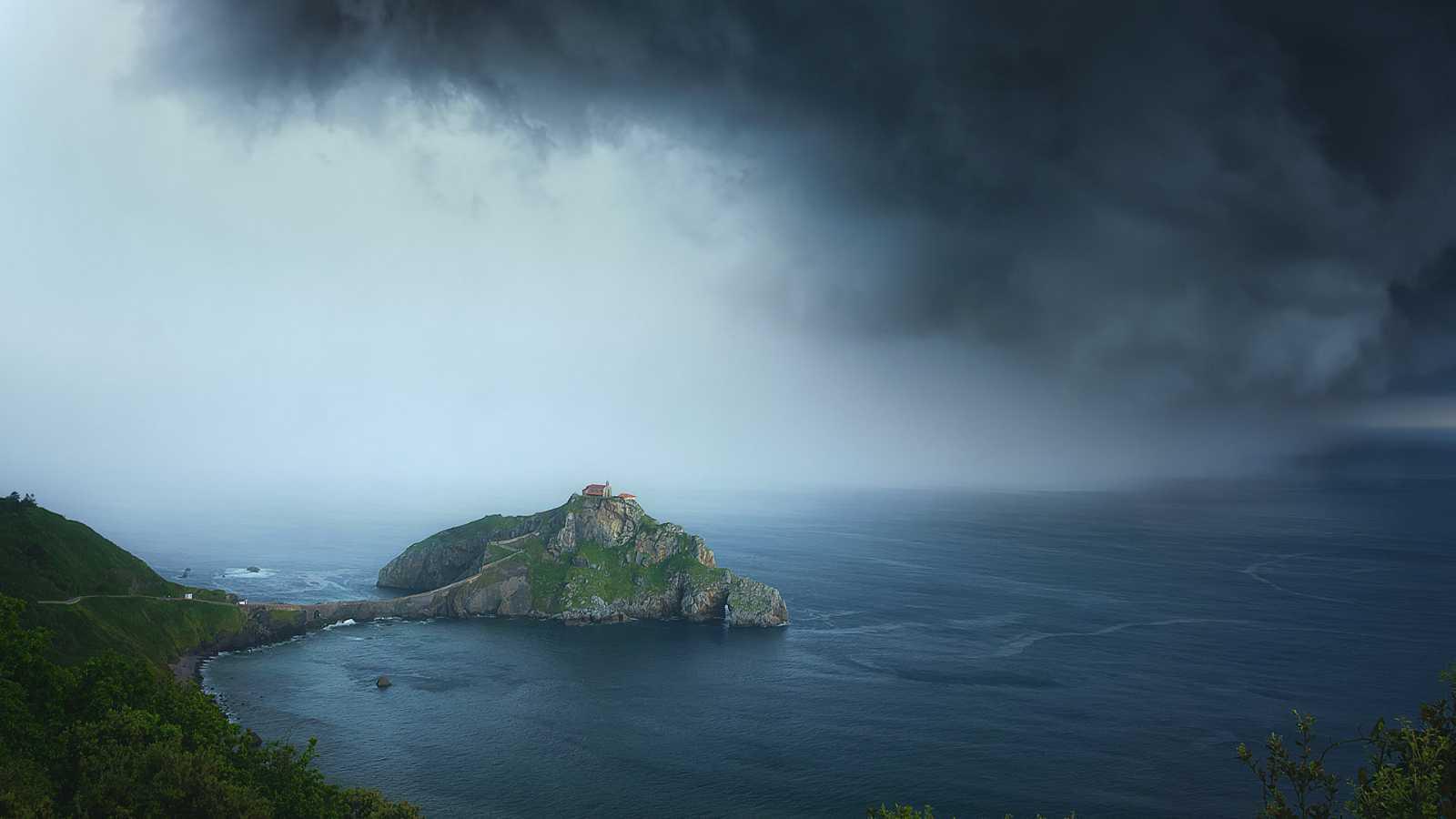 Lluvias fuertes en el extremo sureste peninsular y en Melilla - Ver ahora
