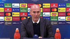 "Zidane: ""Hemos sabido sufrir"""