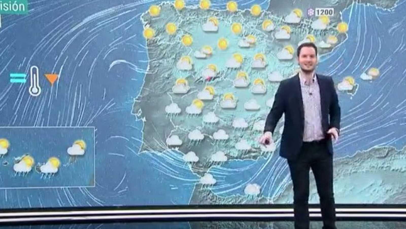 La Aemet prevé lluvias fuertes en el extremo sureste peninsular y en Melilla
